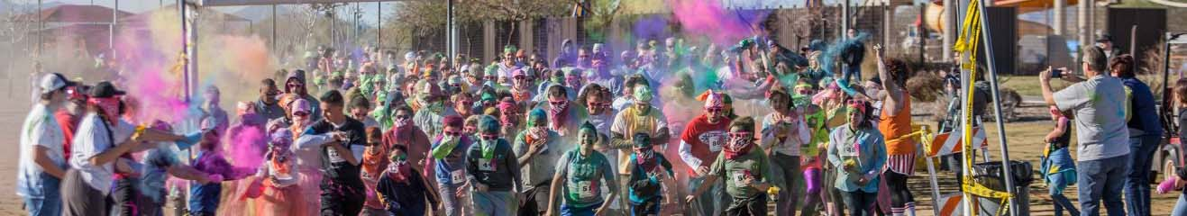 BANNERColor Run