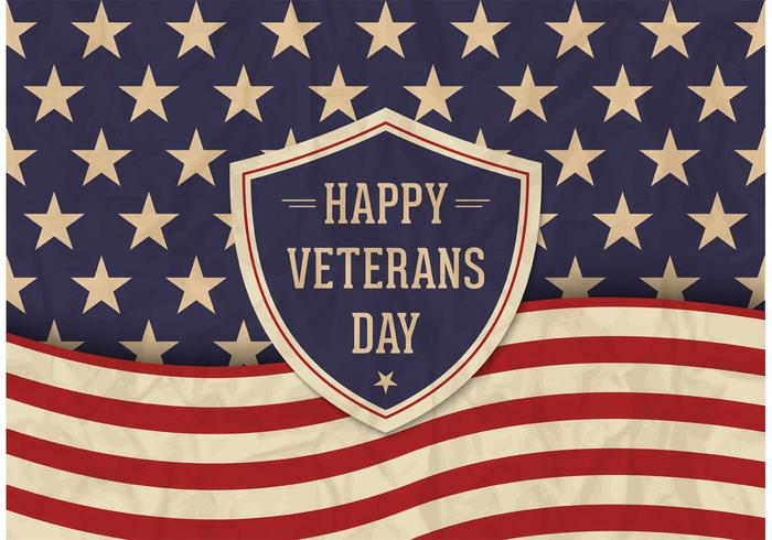 free-veterans-day-vector-retro-poster