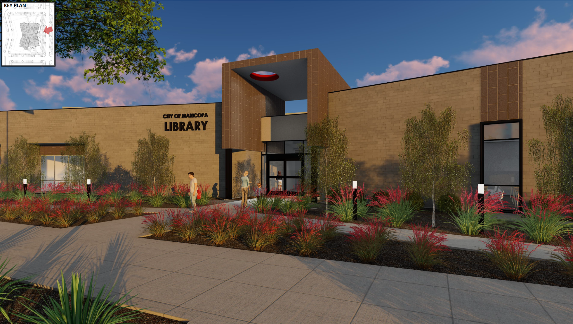 Planning and Zoning Commission Approves New Public Library!